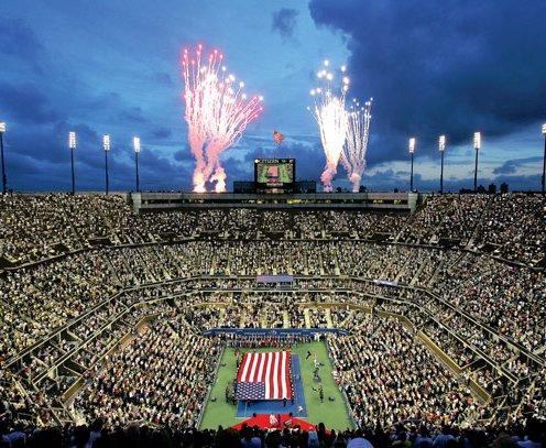 2011 US OPEN TENNIS TV