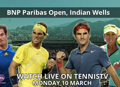 2014 Indian Wells Live