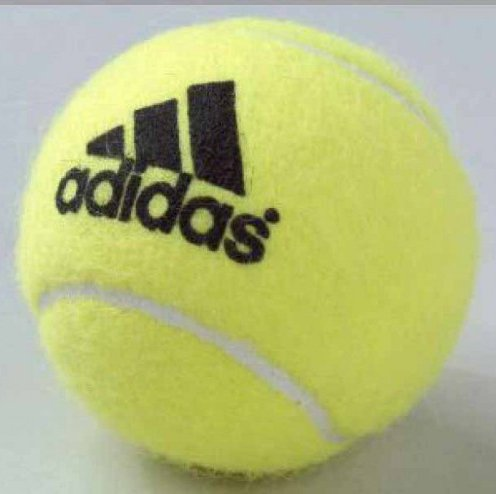 Adidas Tennis Cricket Ball
