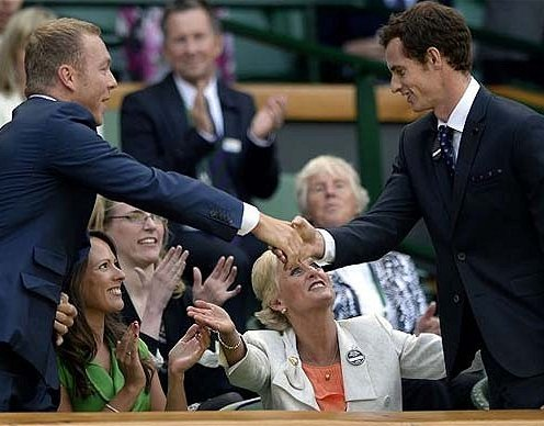 Andy Murray says Wimbledon