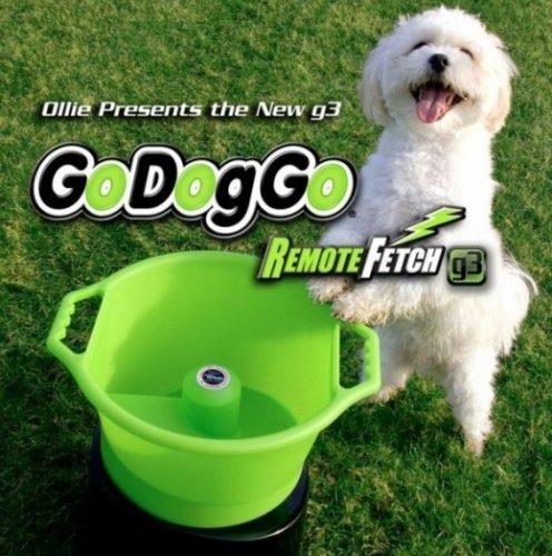 Go Dog Go Remote Fetch G3