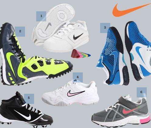 Tennis: Nike Kids City Court 6