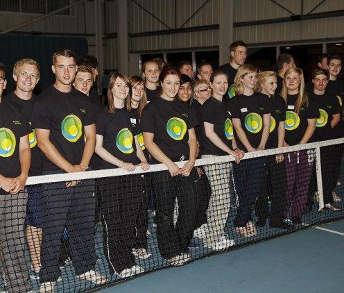 British Tennis recruits new