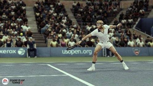 Buy Grand Slam Tennis II (Xbox