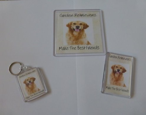 Golden Retriever Gift Pack