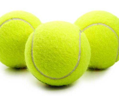 DAY #22: Tennis Balls