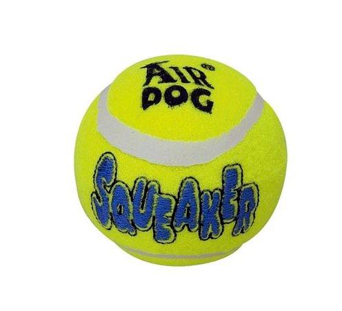 Dog Squeaker Tennis Ball!