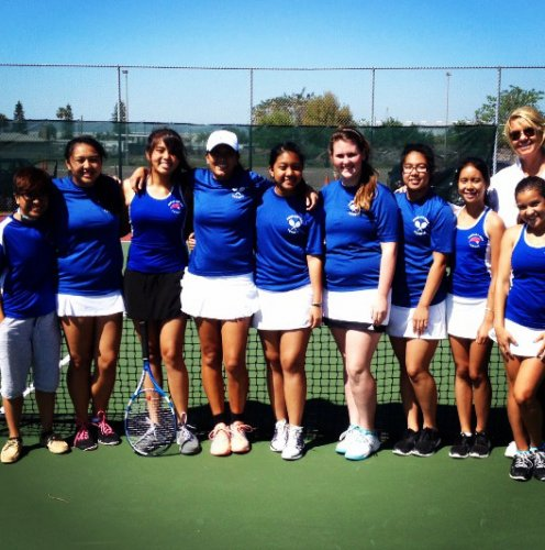 District tennis: Contenders