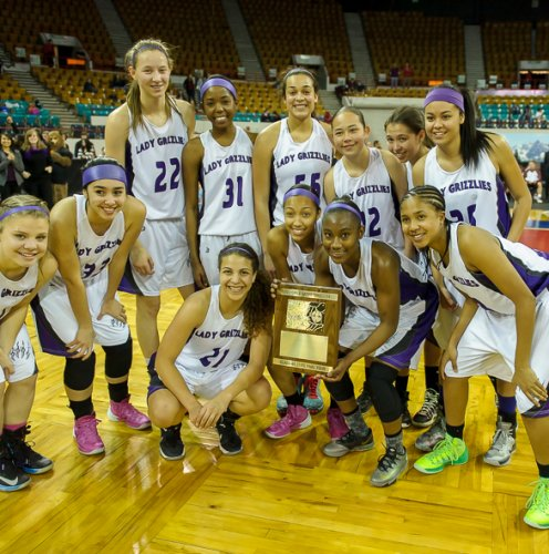 Mesa Ridge D Evelyn girls