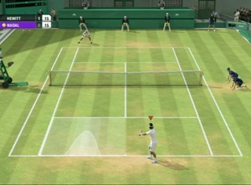 Grand Slam® Tennis 2