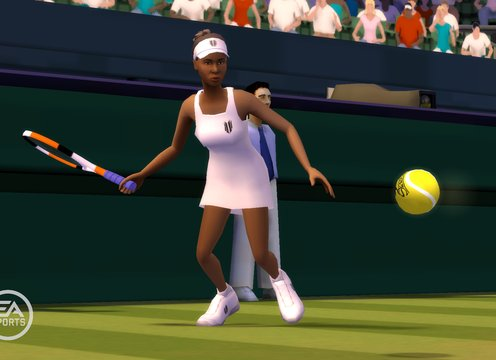 Grand Slam Tennis - Game