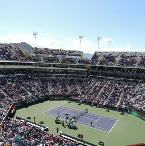 Home of the BNP Paribas Open