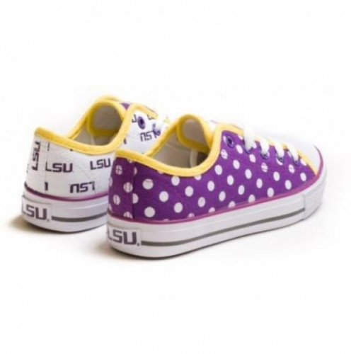 LSU Adult Tennis Shoe