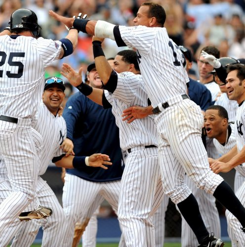 New York Yankees Clinch