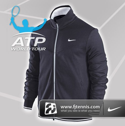 2011 Miami tennis jacket