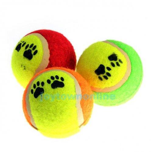 PET SUPPLIES DOG TOY TENNIS