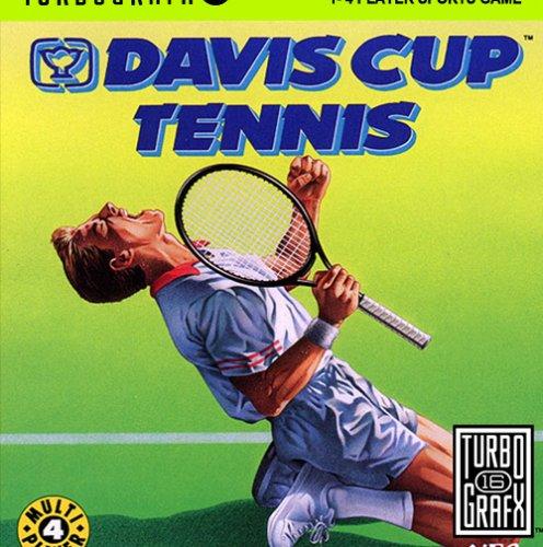 Davis Cup Tennis NEC