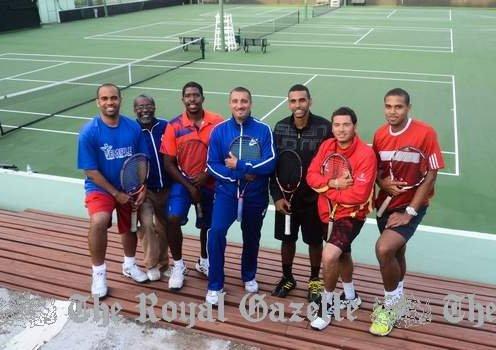 Bermuda Davis Cup team