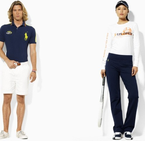 Ralph Lauren 2011 US Open