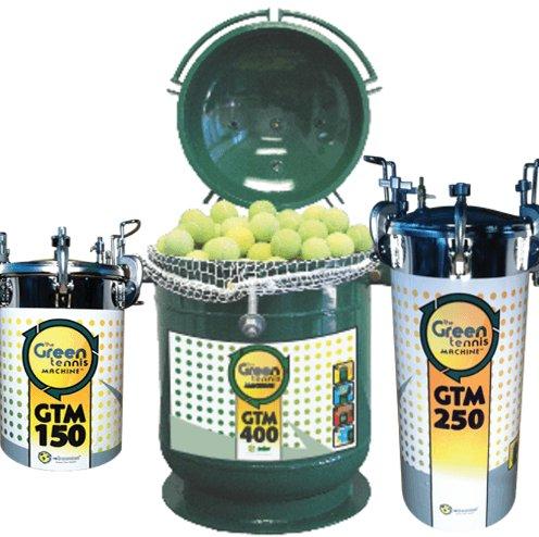 Tennis ball pressurizer