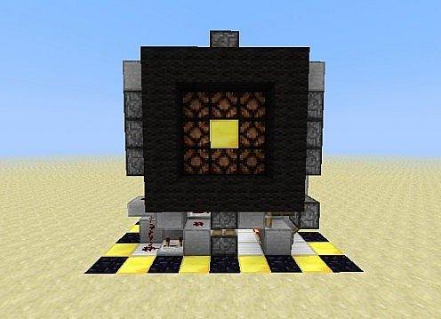 Super Crazy small 3x3 Piston