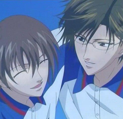 Tezuka/Fuji (Prince of Tennis)