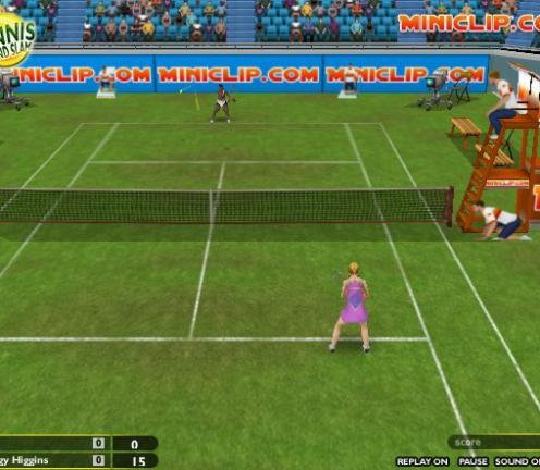 Tennis Grand Slam - tennis
