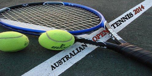 Australian Open Tennis 2014