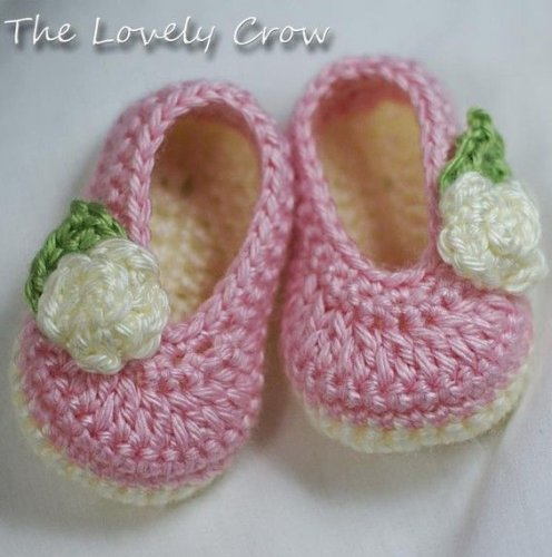 PDF Crochet Pattern for Baby