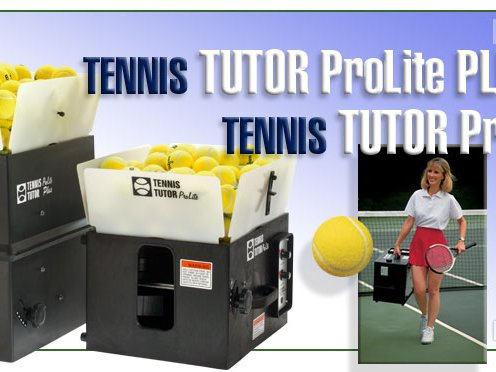 The Tennis Tutor ProLite™ is a
