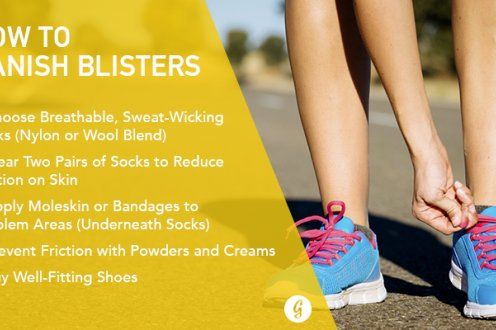 Banish Blisters—Your Action