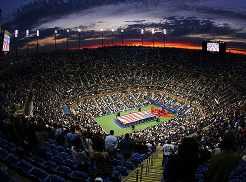 US Open, Flushing Meadows: As