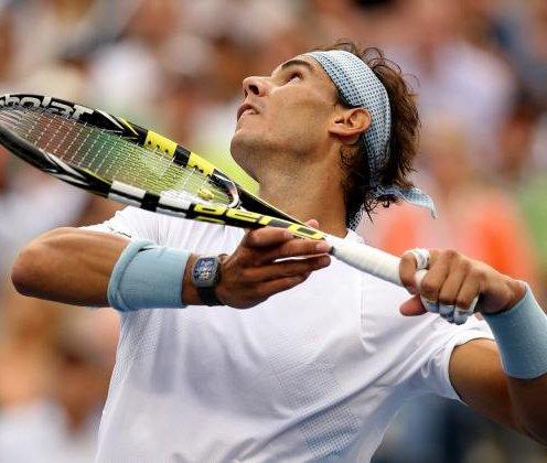 US Open Tennis 2013: Bold