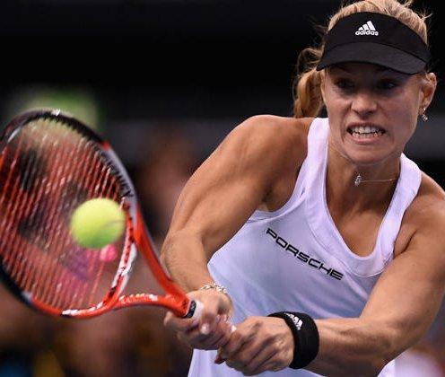 Weltklasse-Tennis im