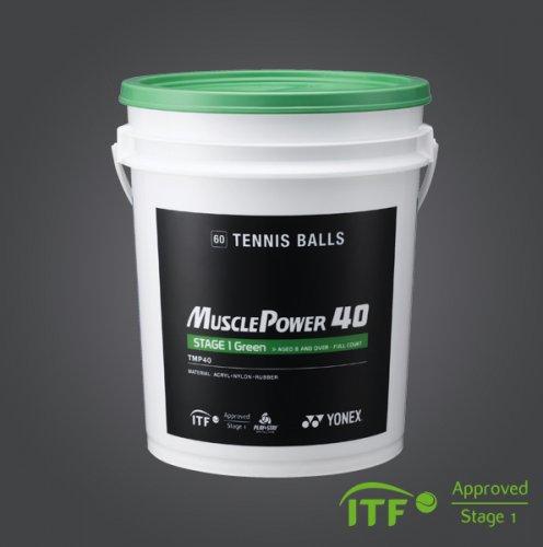 Yonex Muscle Power 40 Tennis