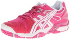 9. ASICS Women's GEL-Resolution 5 Tennis Shoe