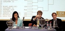 Back in 2005, tennis commentators Mary Joe Fernandez and Patrick McEnroe took part in the U.S. Open draw ceremony. At the time, McEnroe was the Davis ...