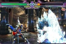 BlazBlue: Continuum Shift Extend new character Relius Clover fighting