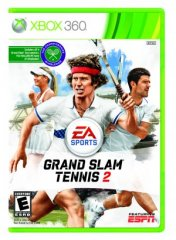 Grand Slam Tennis 2 cover art