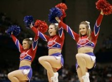 High School Cheerleaders Campaign For Less-Revealing Uniforms