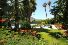 Home for sale in rancho mirage on large lot with tennis, pool and spa. Real Estate for sale.