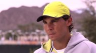 Rafa Nadal says Indian Wells seems to improve year after year,