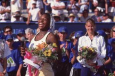 Serena Williams VS Steffi Graf - Indian Wells 1999