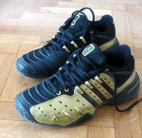 Old Tennis Shoes 25