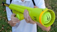 This Tennis Ball Bazooka Is a Weapon of Mass Exhaustion