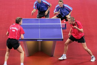 10 Table Tennis Rules