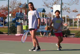 1 hour Tennis lesson plan