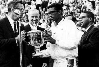 1968 US Open Tennis champion