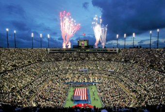 2011 US Tennis Open Schedule