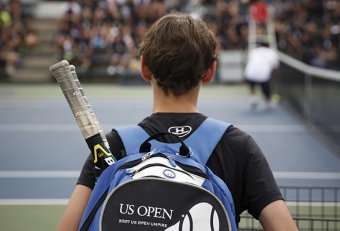 Ball boy Tennis US Open